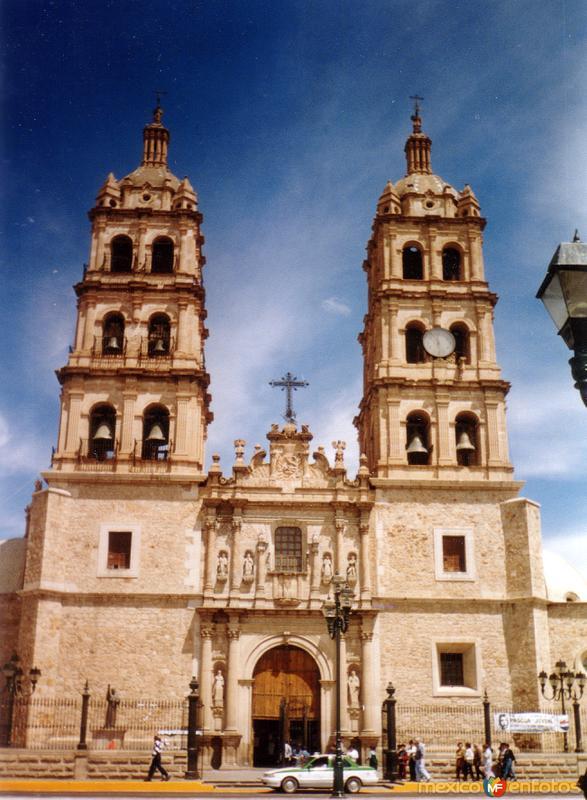 Catedral de Durango