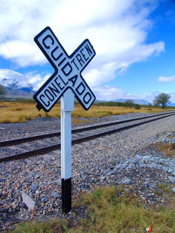 Cruce del Ferrocarril