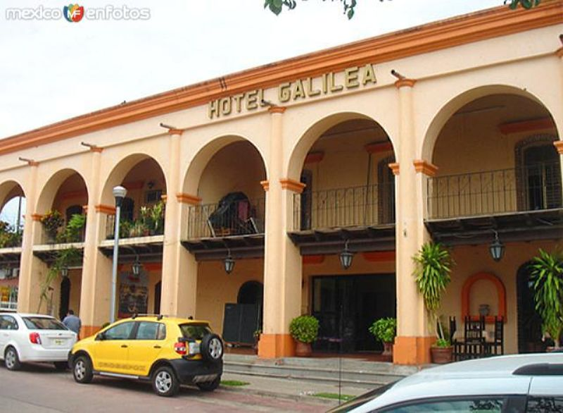 Hotel Galilea