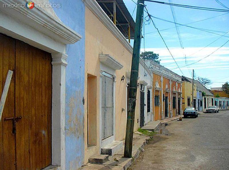 Calles de Ciudad del Carmen