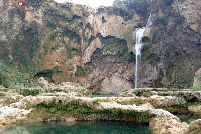 Cascada del Salto