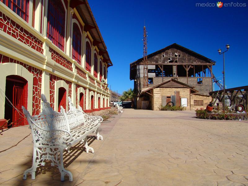 Antigua Fundición de Santa Rosalía