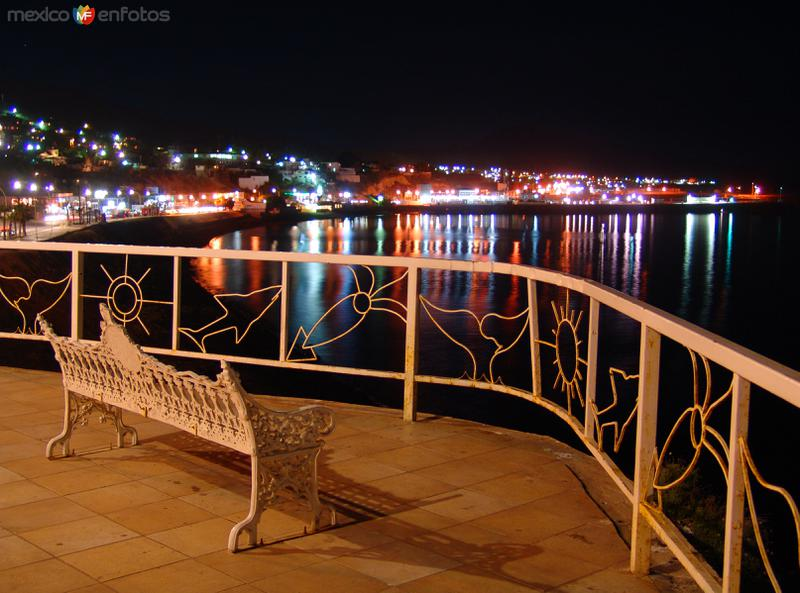 Malecón de Santa Rosalía
