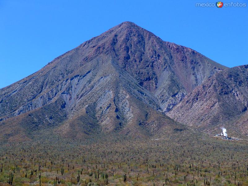 Volcán Las Tres Vírgenes