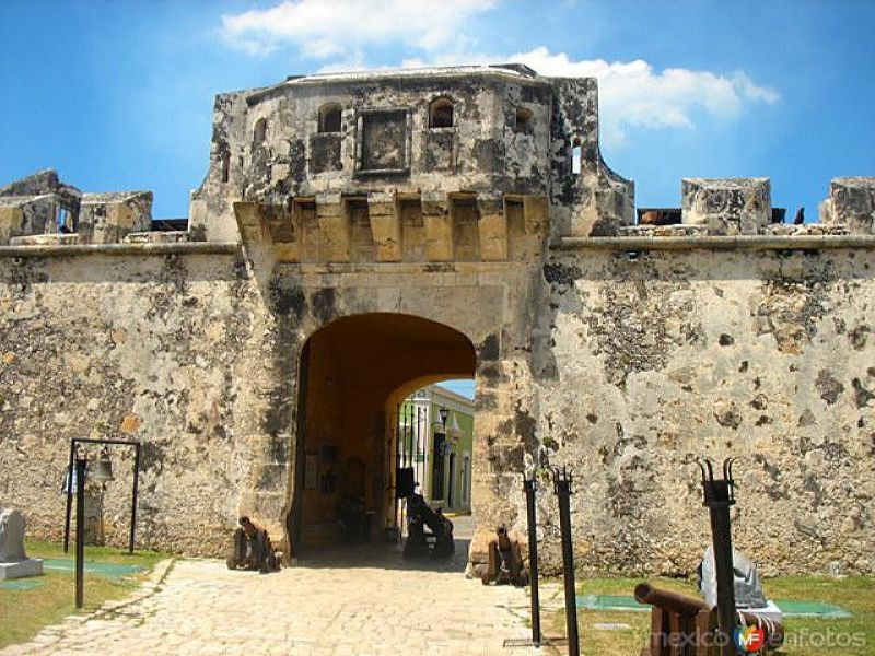 Muralla de Campeche