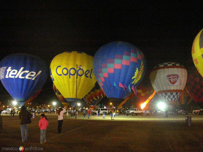 Festival del Globo 2007