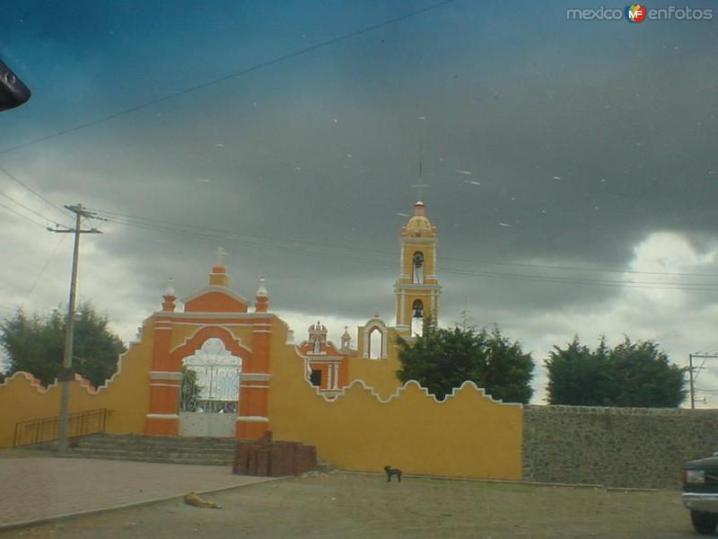 Iglesia en el municipio de El Verde