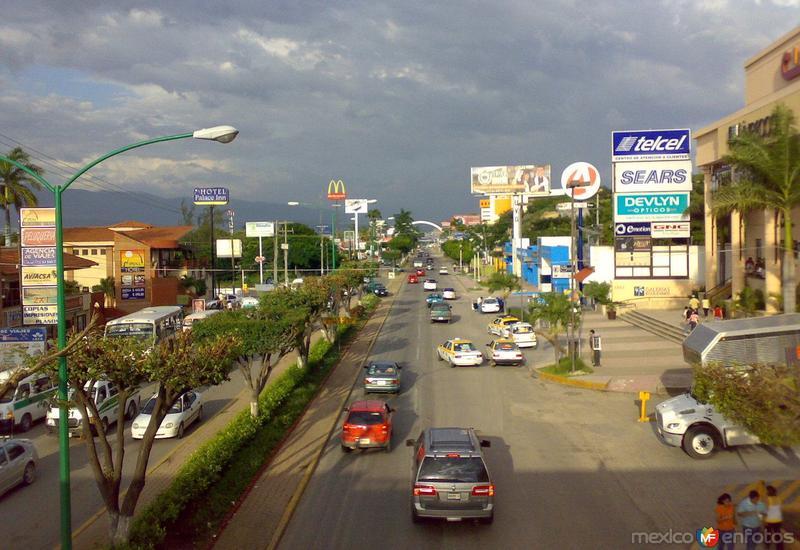 Boulevard Belisario Domínguez