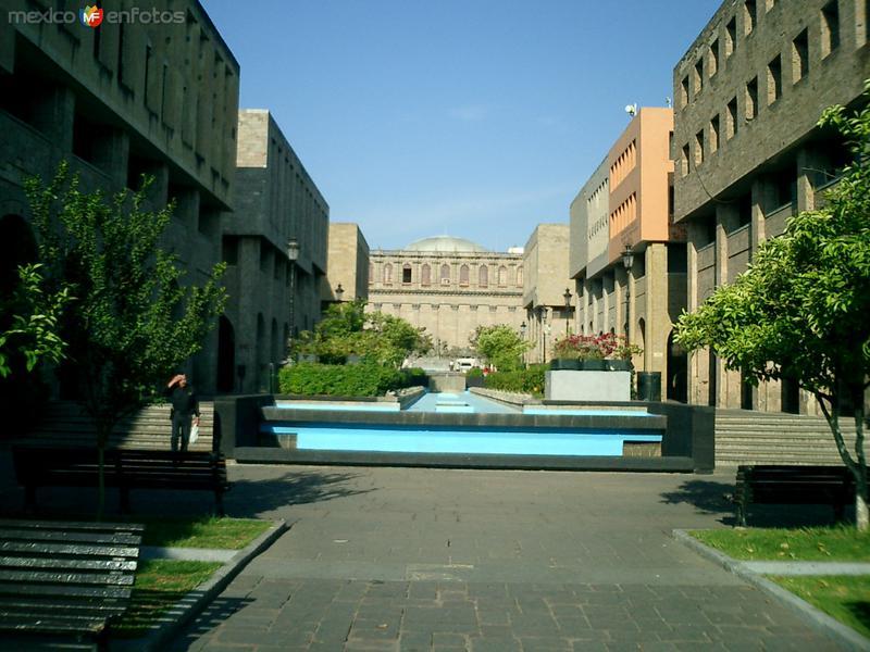 Plaza tapatía