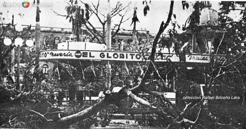 Plaza de Armas 1955