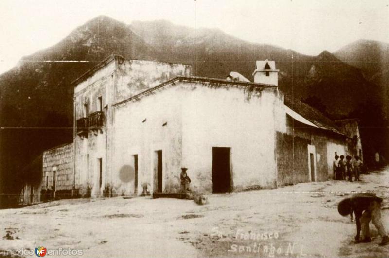 CASA EN SAN FRANCISCO---1914