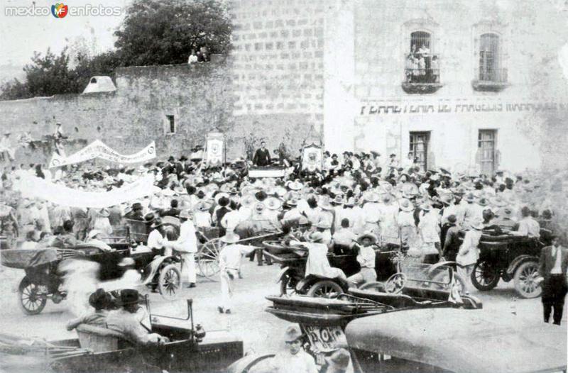 PLAZA OCAMPO---1903
