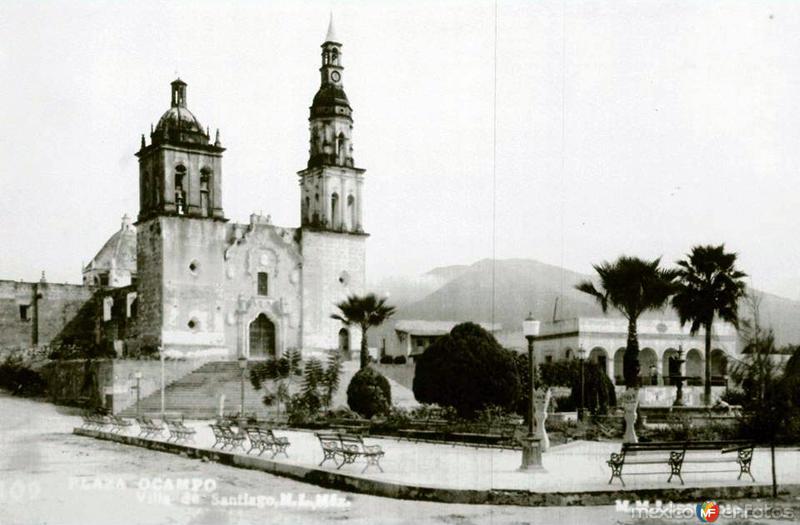 PARROQUIA DE SANTIAGO APOSTOL---1939