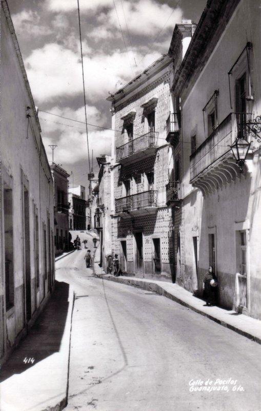 Calle de Pocitos