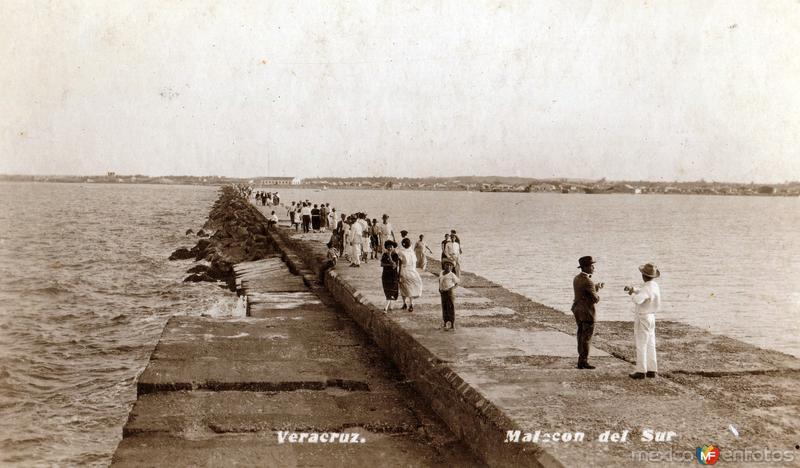 Malecón del Sur