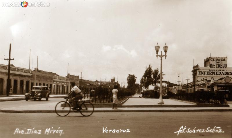 Avenida Díaz Mirón
