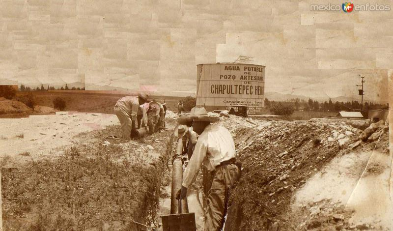 trabajadores del chapultepec heights