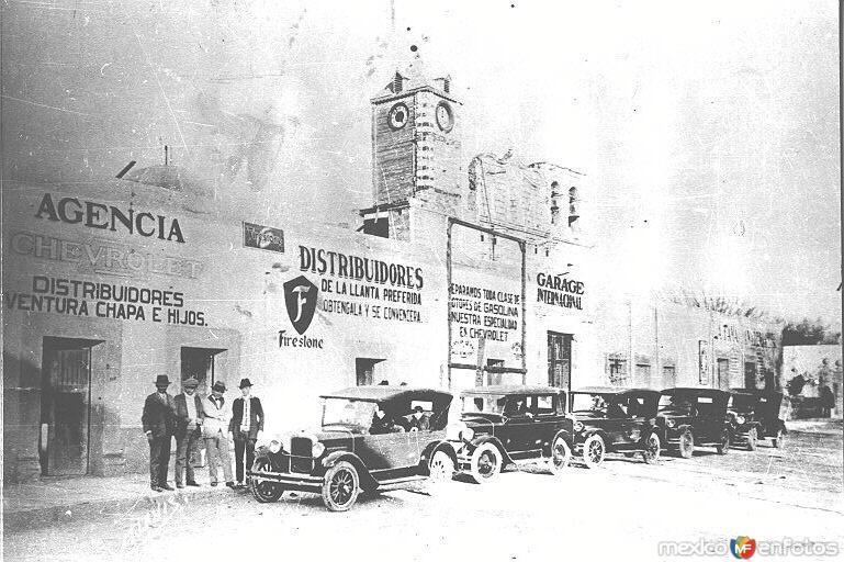 Agencia Chevrolet