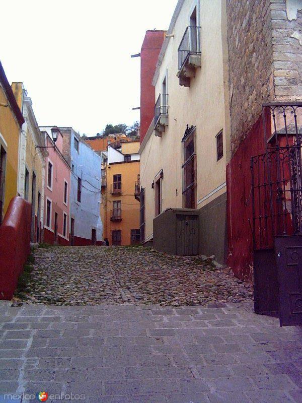 Calle Plaza de San Roque