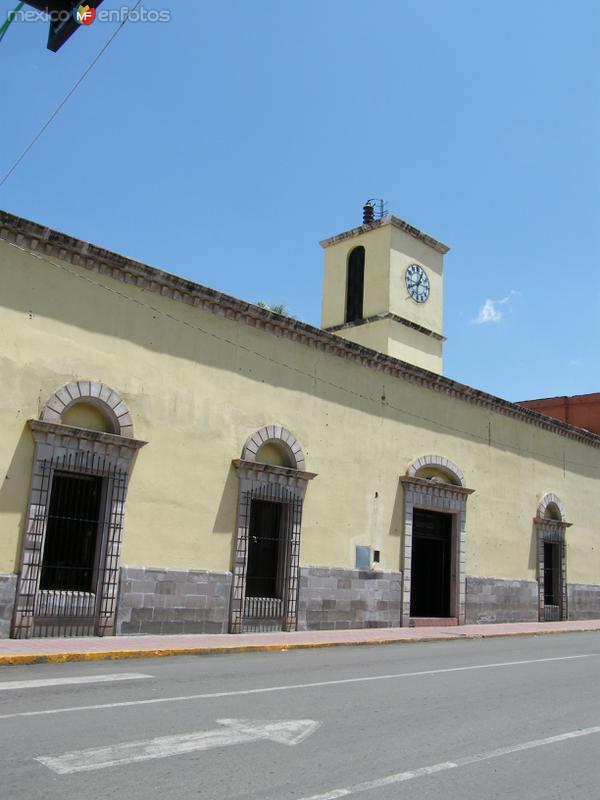 Antigua Presidencia Municipal