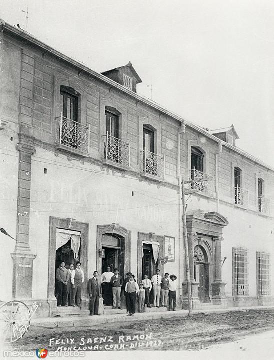 FELIX SAENZ RAMON (1927)