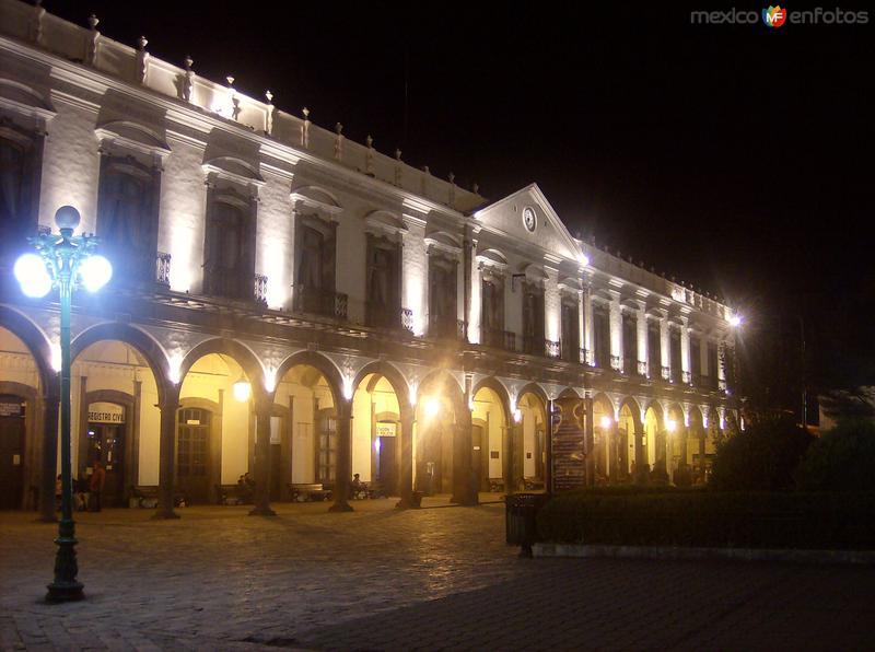 Palacio Municipal de Zacatlán