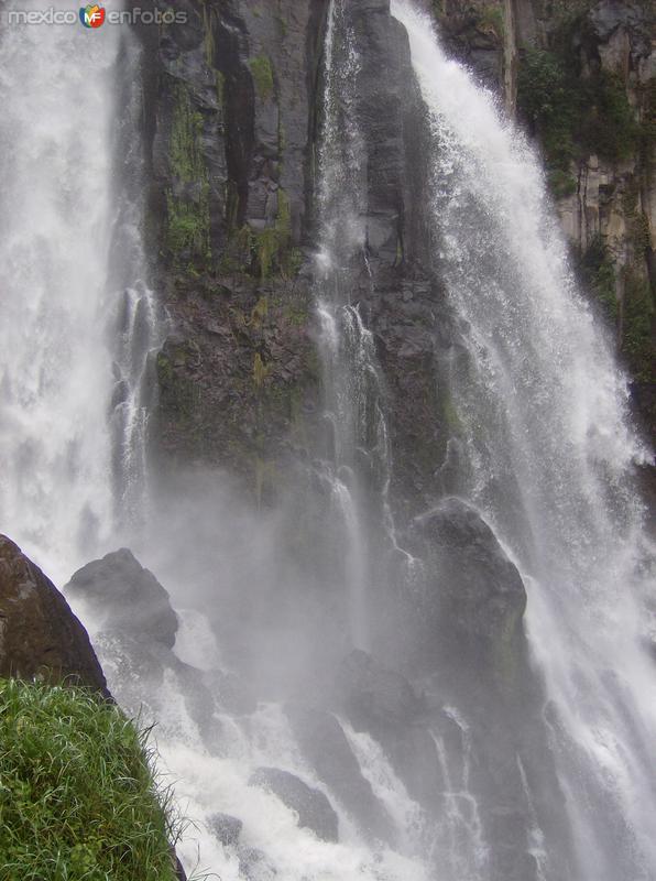 El Salto de Quetzalapa