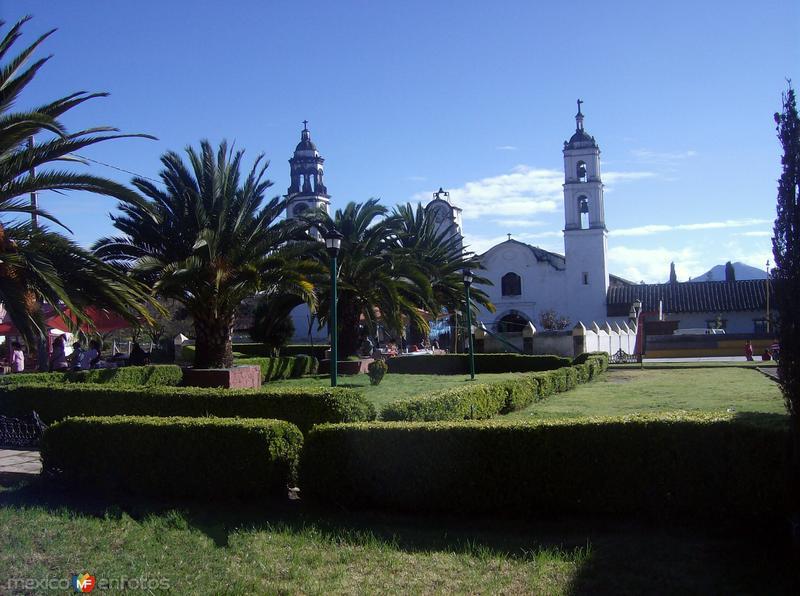 Parque de Jicolapa