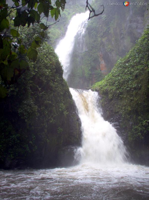 Cascada Tuliman Zacatlán