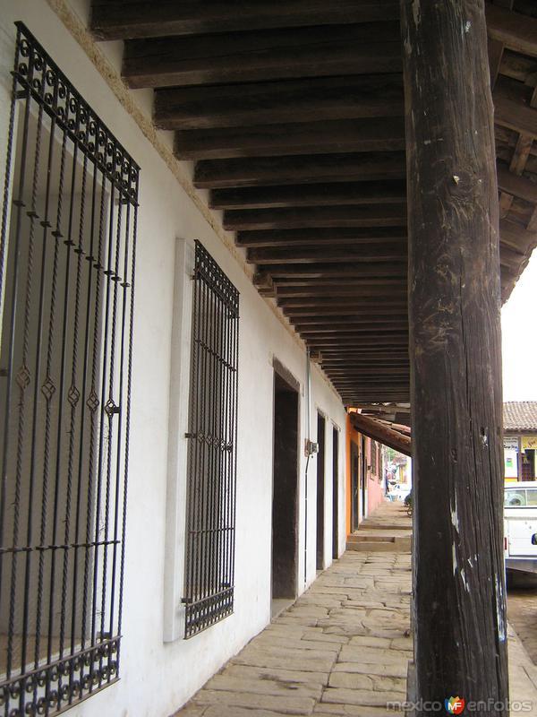 Portales en Jicolapa