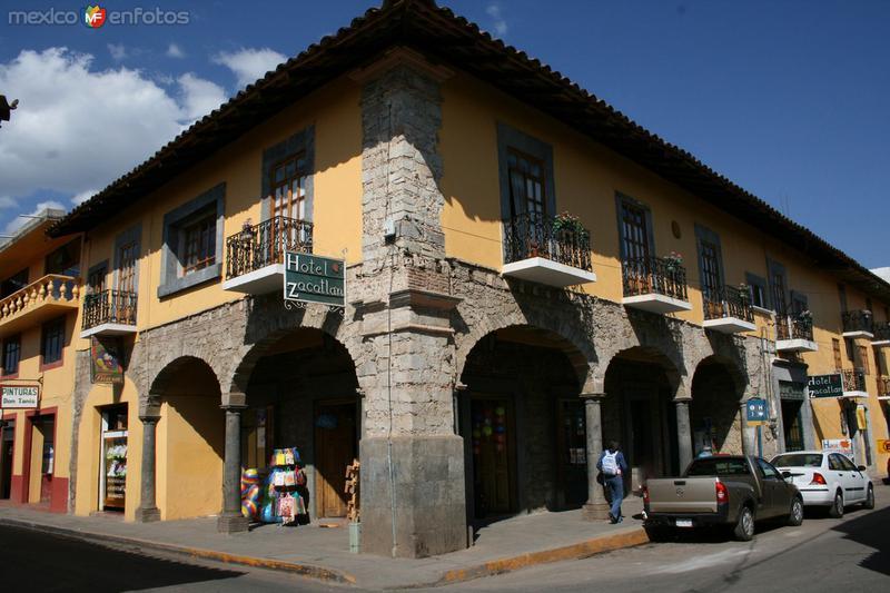Hotel Zacatlán