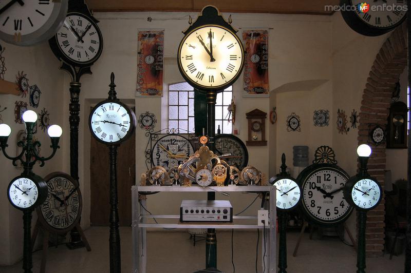 Fabrica de Relojes