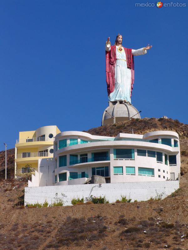 Cristo Rey, ubicado en El Morro