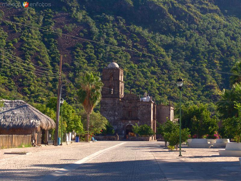 Calles de San Javier