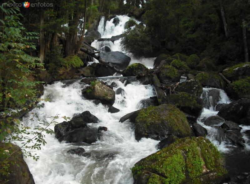 Cascada Río del Molino