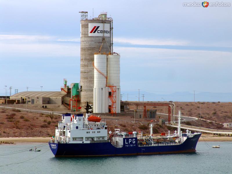 Terminal marítima de Pichilingue