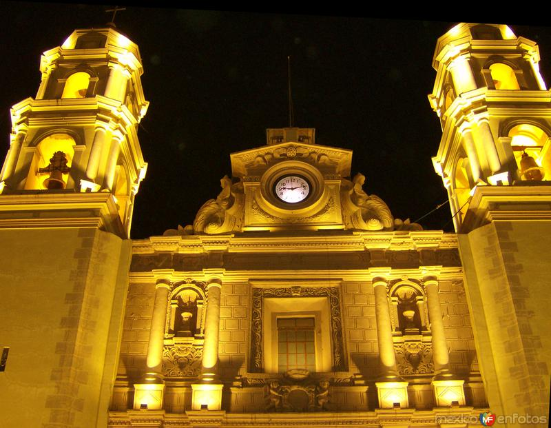 Catedral Tehaucan