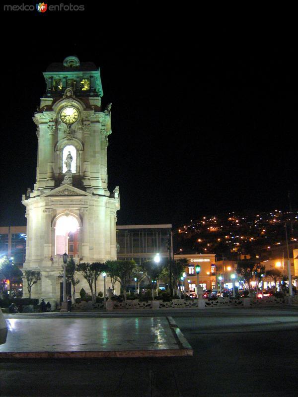 Reloj de Pachuca Hgo