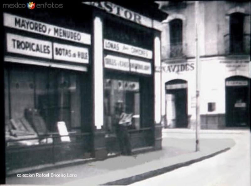 Calle de la Aduana y C.P.A. E.Carranza