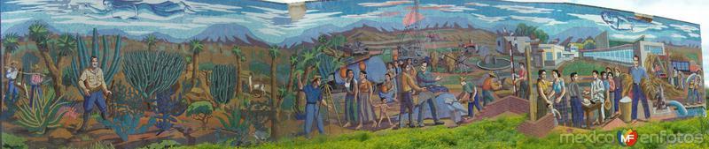 Mural de el Tepeyac