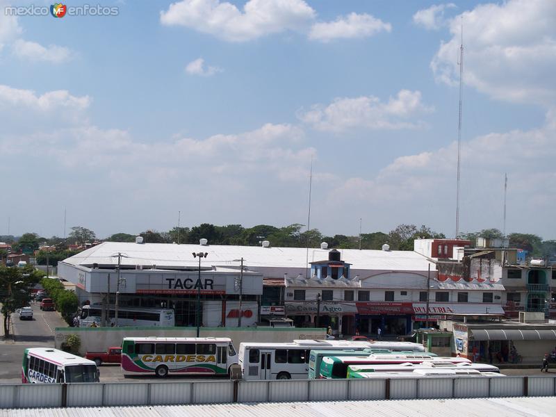 ADO & CENTRAL CAMIONERA DE CARDENAS TABASCO MEXICO