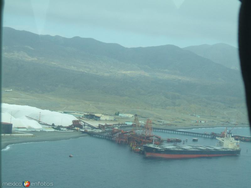 Isla de Cedros Exportadora de Sal