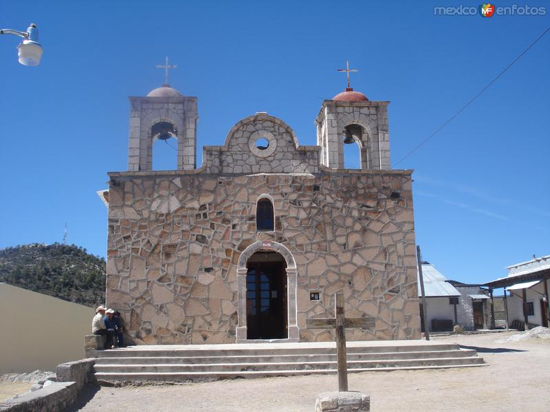 Iglesia de Bocoyna