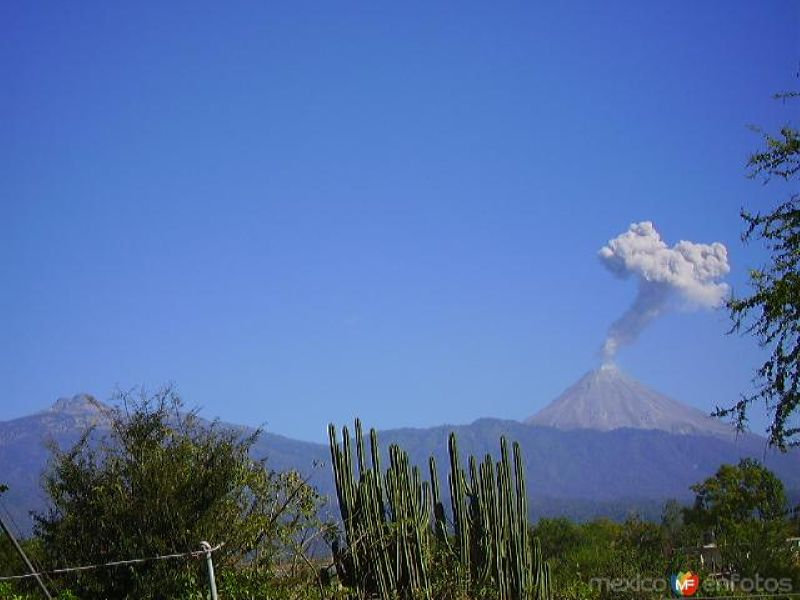 Exsalacion Volcanica
