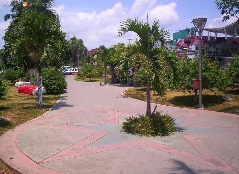 centro de Poza Rica