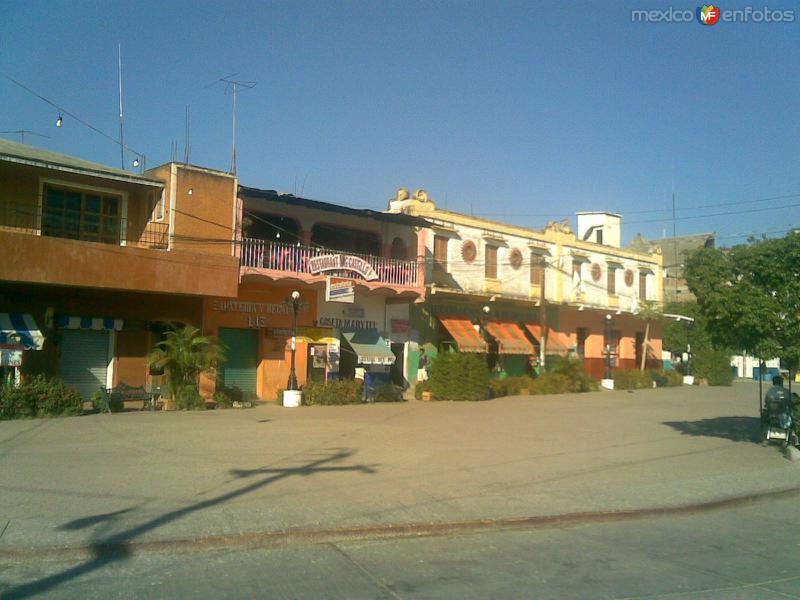 Calles de Pochutla