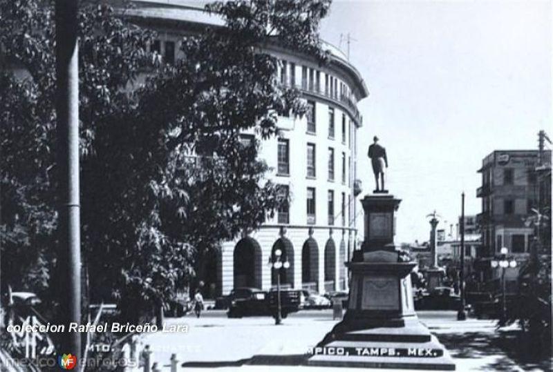Antigua plaza de la Libertad