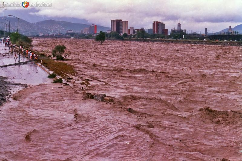 Huracan Gilberto, septiembre de 1988