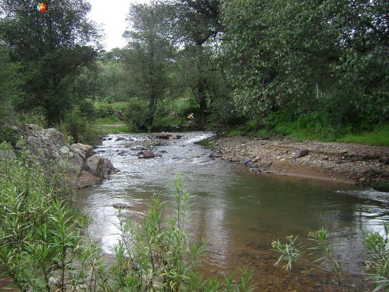 Cerca de Huerta Grande