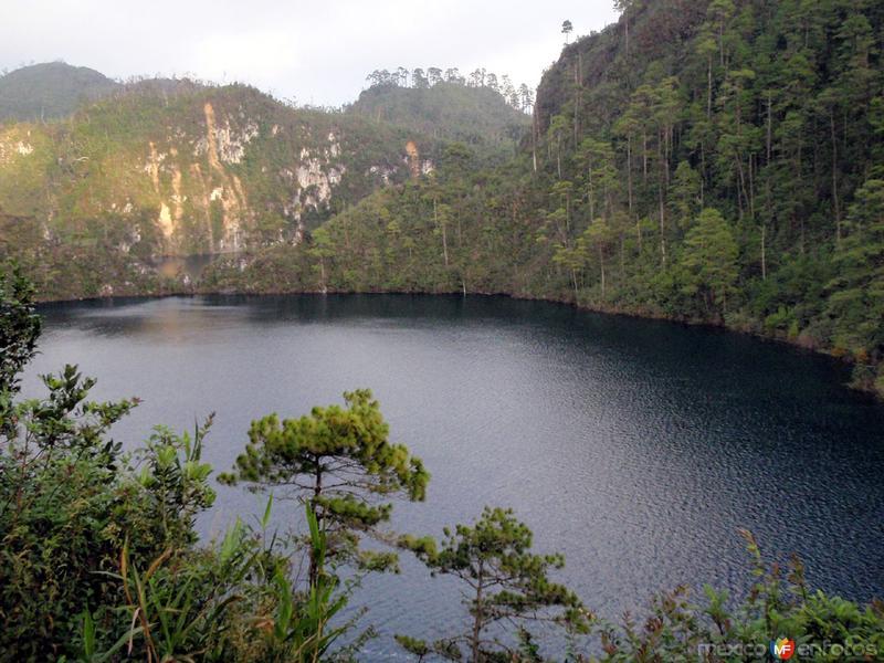 lagos de montebello, una vista espectacular -2